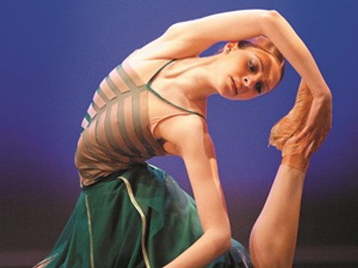 Bach, modern dansla yorumlanıyor