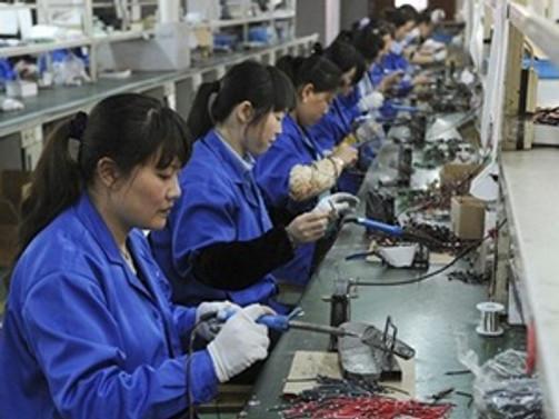 Çin'de PMI beş ayın en yüksek seviyesinde