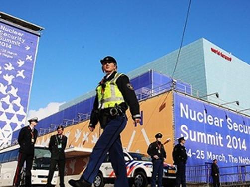 Nükleer Güvenlik Zirvesi, Lahey'de toplanıyor