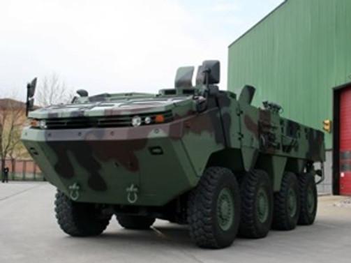 Otokar askeri araçlarını Şili'de tanıtacak