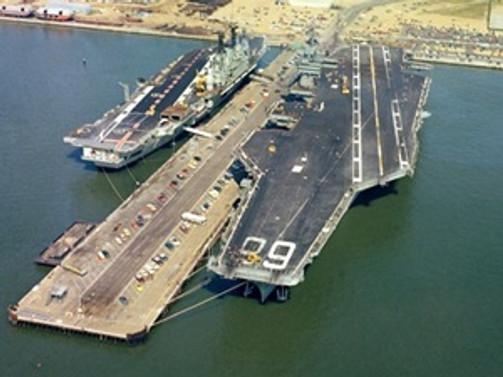 İran'ın maket gemisinin sırrı çözüldü