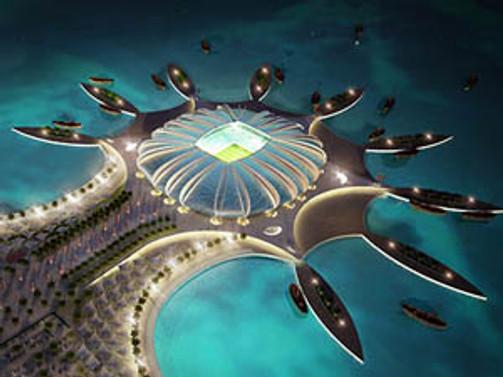 Katar, Dünya Kupası'na hazırlanıyor