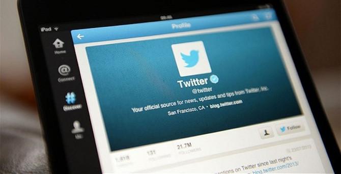 Twitter'dan 'tweet'li açıklama