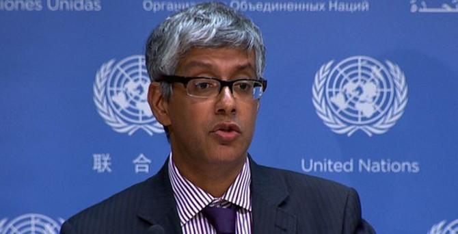 BM'den 'düşürülen uçakla' ilgili ilk açıklama