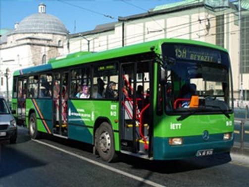 Bayramda toplu taşıma yüzde 50 indirimli