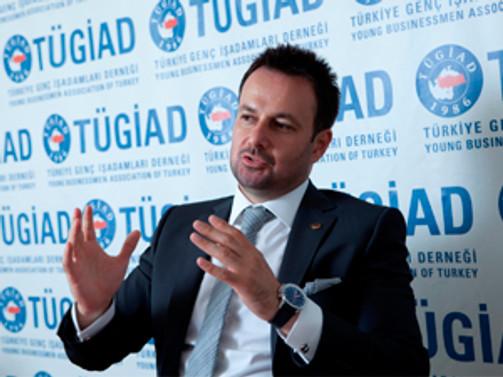 TÜGİAD, JEUNE'de Türkiye'yi temsil edecek