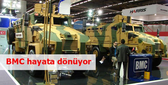 BMC, 45 kirpi ve 25 askeri kamyon siparişini teslim etti