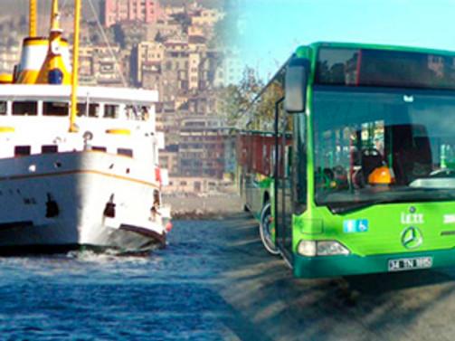 Otobüs, tren ve vapurlardan kimler ücretsiz veya indirimli yararlanabilir?