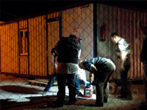 Ümraniye'de polise silahlı saldırı