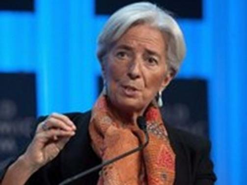 Lagarde'dan kota reformu açıklaması