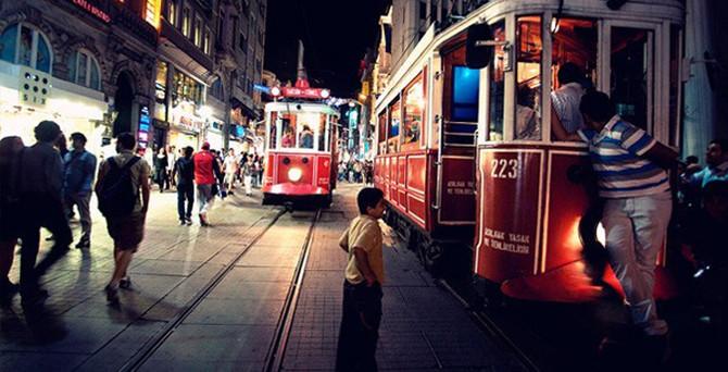 Turistler İstanbul'da kendini güvende hissediyor