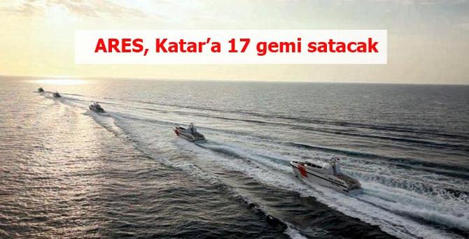Katar Sahil Güvenlik Komutanlığı 17 gemi alacak
