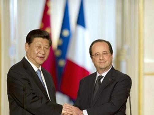 Çin Fransa ile işbirliği arayışında