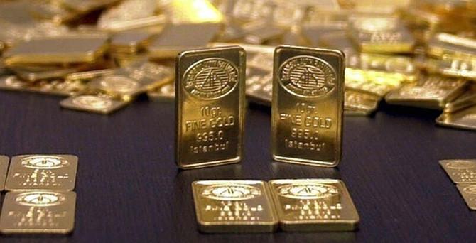 Altının gramı 87.90 lira oldu