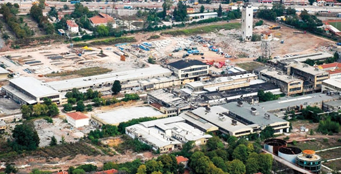 Seka Kağıt Fabrikası müzeye dönüştürülecek