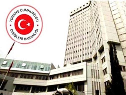 Dışişleri: Kırım'ın yasa dışı ilhakını tanımıyoruz