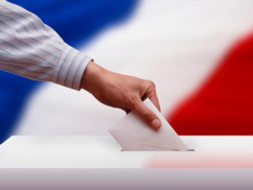 Fransa'da seçimin galibi merkez sağ