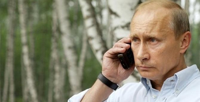 Putin'den Erdoğan'a tebrik telefonu