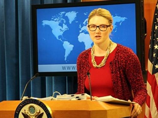 ABD'den Irak Cumhurbaşkanı Masum'a tam destek