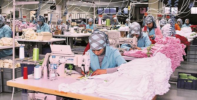 Tekstilci yine inşaata yöneldi
