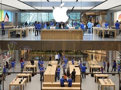 Türkiye'deki ilk Apple Store tanıtıldı