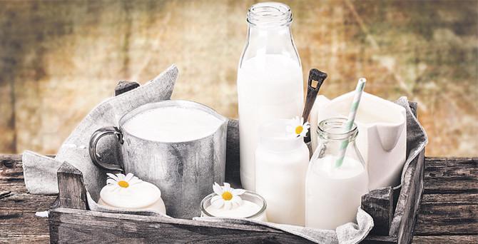 Şubatta toplanan inek sütü miktarı arttı