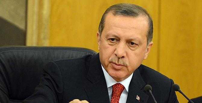 Erdoğan: Merkez Bankası faizi düşürmeli