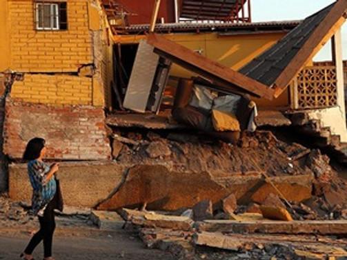 Şili depremin ardından toparlanmaya çalışıyor