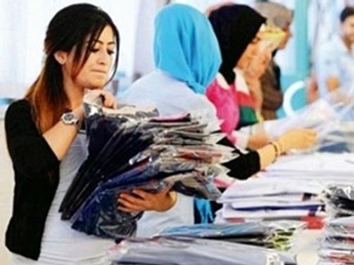 Egeli hazır giyimciler ihracatta rekor kırdı
