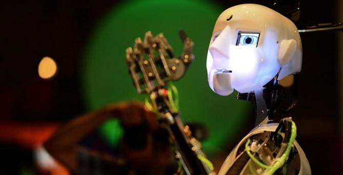Robotlar işe yavaş başladı  hızlı ilerliyor