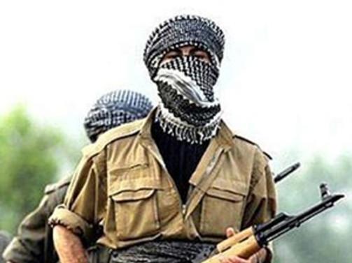 12 terörist teslim oldu