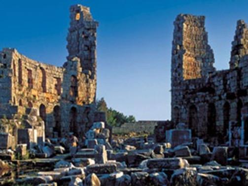 Antalya'ya 8,7 milyon turist geldi