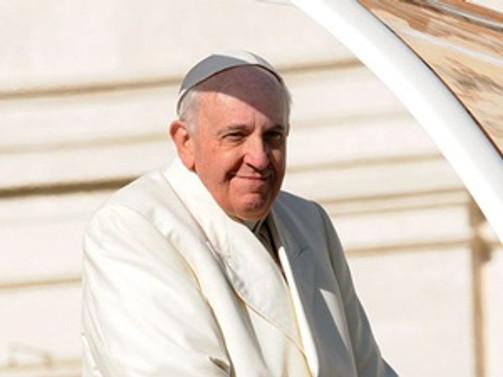 Papa, Irak için dua etti
