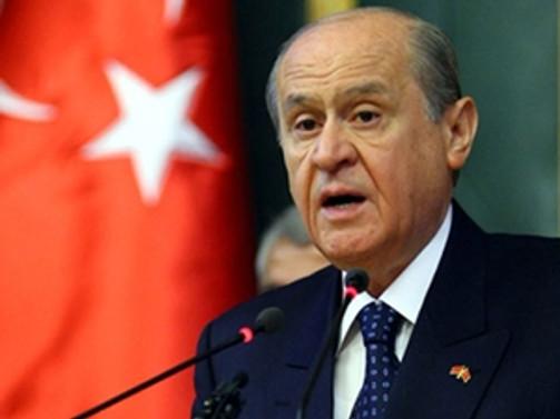 Bahçeli'den YSK'ya Erdoğan ve Demirtaş çağrısı