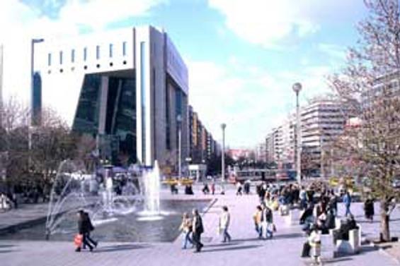 Ankara'da ticaretin kalbi İskitler'e taşınacak