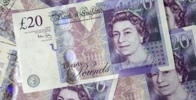 IMF İngiltere için büyüme tahminini 2.9'a yükseltti