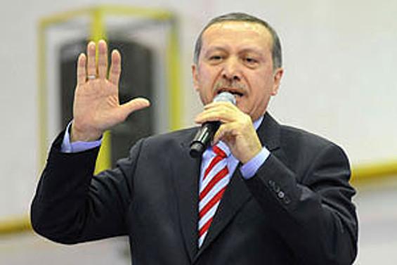 """""""Türkiye'nin kanayan yaralarını tedavi etmenin gayreti içindeyiz"""""""