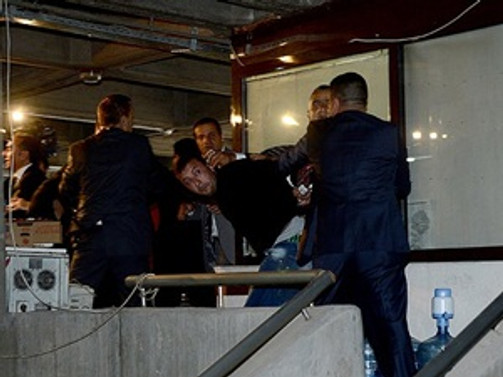 Kılıçdaroğlu'na saldıran zanlı adliyede