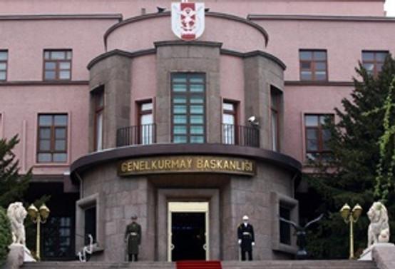 """Genelkurmay'dan """"koalisyon toplantısı"""" açıklaması"""