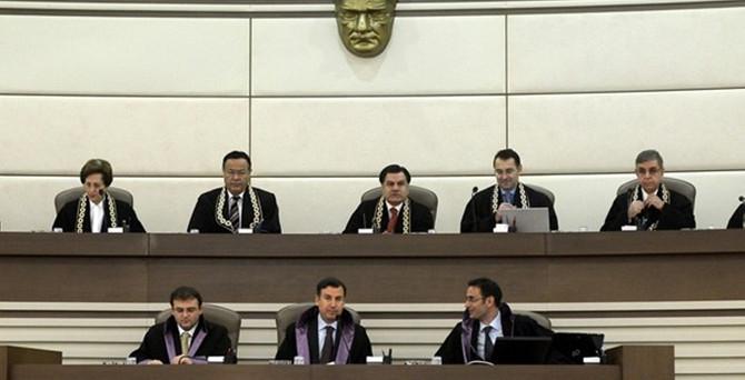 AYM'nin HSYK kararları Resmi Gazete'de