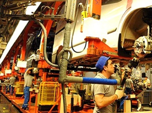 Otomotiv ihracatını ana sanayi taşıdı