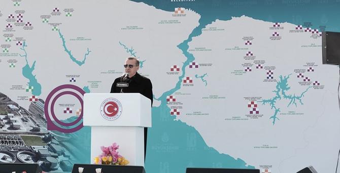 Erdoğan'dan AYM ve muhalefete sert tepki