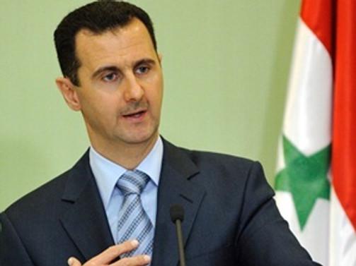 Esad 'ateşkes'e olumlu bakıyor