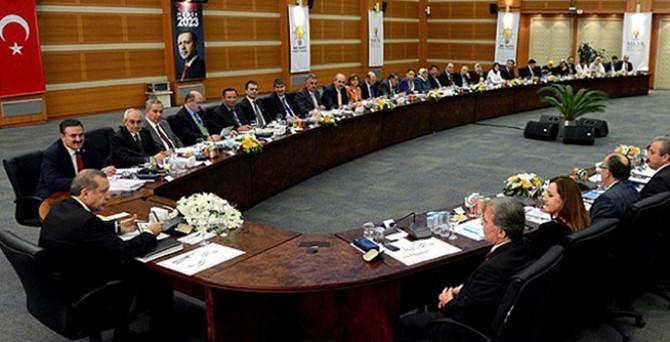 AK Parti MKYK'ya 4 yeni üye atandı