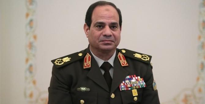 Sisi cumhurbaşkanlığı için resmi başvurusunu yaptı