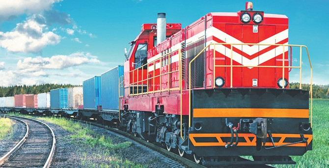 Demiryolunda 'yatırım ekspresi'