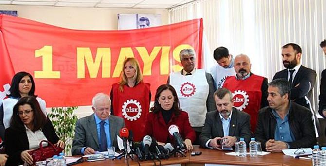Taksim'de 1 Mayıs için önemli açıklama