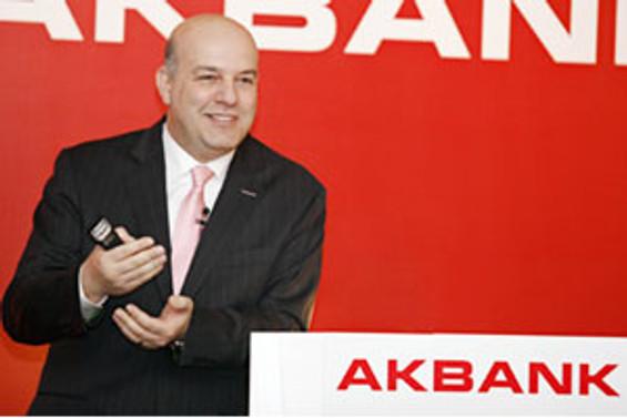 Akbank bireysel internet şubesini yeniledi