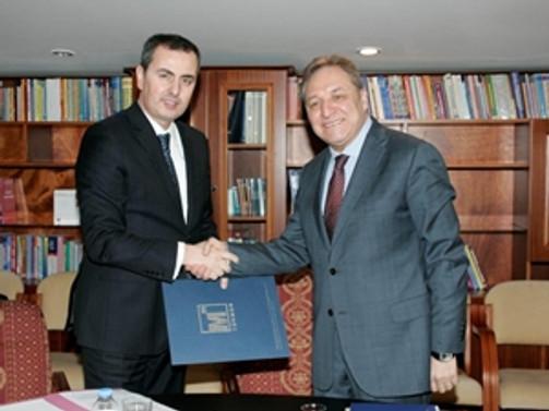 TÜRMOB ve İŞNET işbirliği anlaşması imzaladı