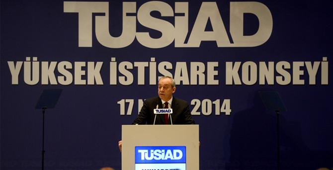 TÜSİAD Başkanı istifa etti!
